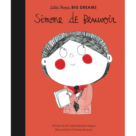 Little People Big Dreams - Simone de Beauvoir