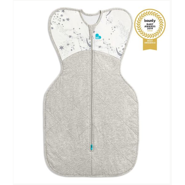 LOVE TO DREAM SWADDLE UP WARM 2.5 TOG White