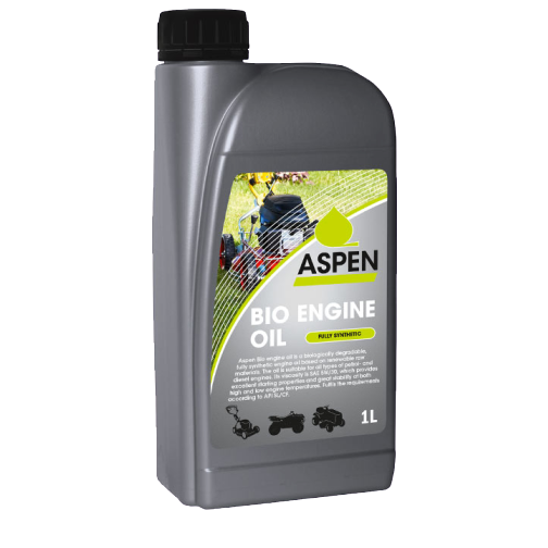 ASPEN BIO ENGINE OIL 1L