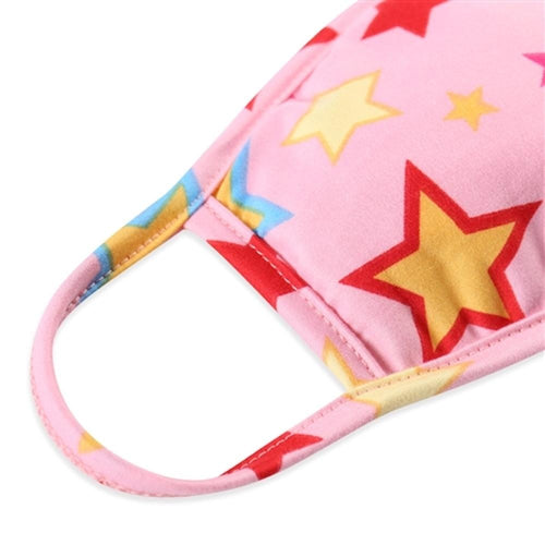 Pink Star Mask