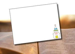 Church Note Cards