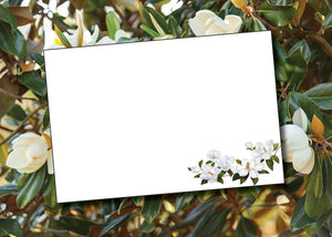 Magnolia Note Cards