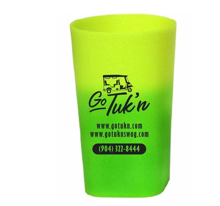 Go Tuk'n Shot Glasses That Change Color (Mood Shot Glass)