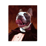 Custom Admiral Portrait for Betty