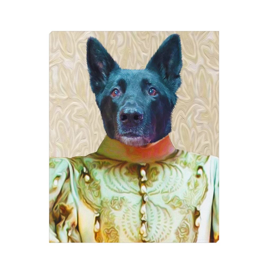 Custom Queen Portrait for Gerald