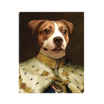 Custom King Portrait for Sierra 1
