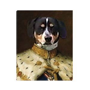 Custom King Portrait for Kathy 2