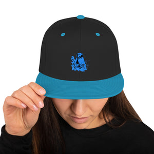 Classic Snapback: Golden Retriever