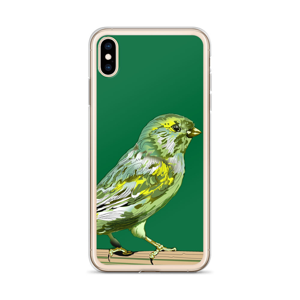 iPhone Case: Canary