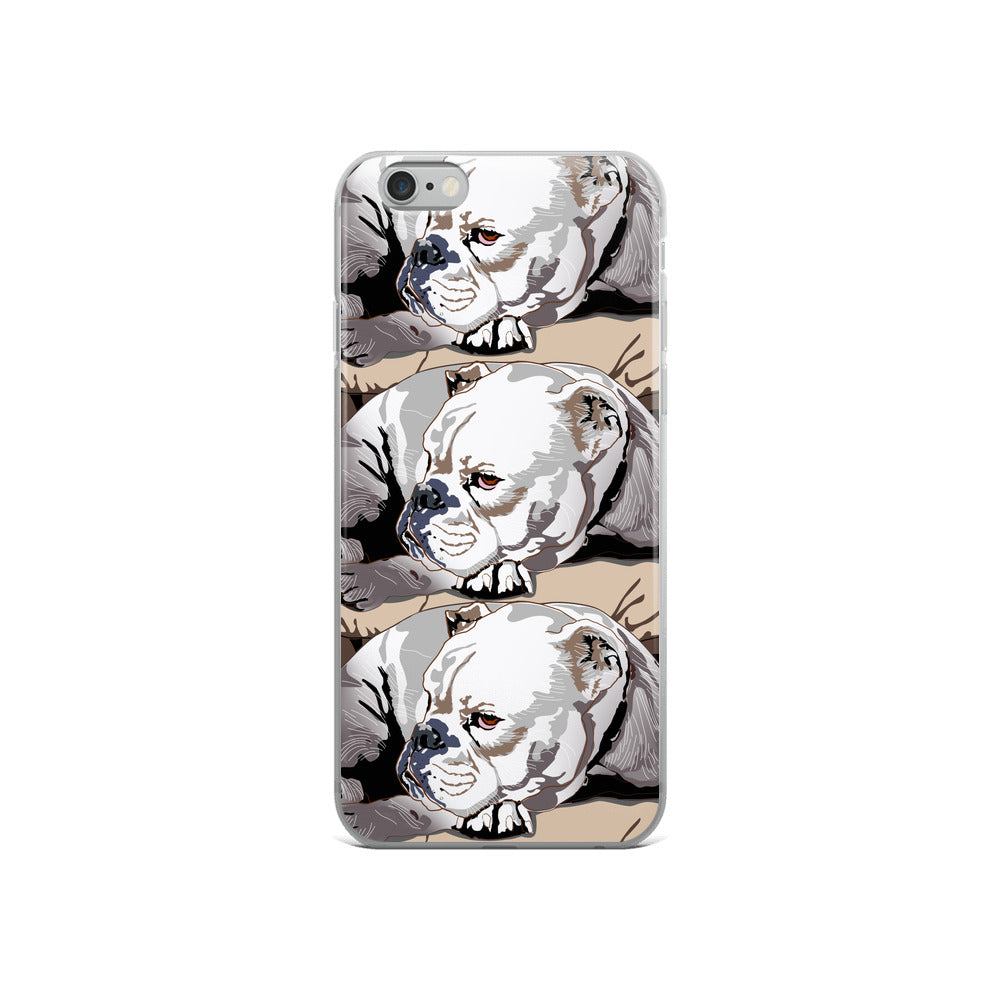 iPhone Case: Bulldog
