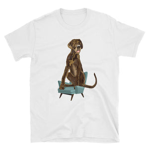 Unisex Basic Softstyle T-Shirt: Great Dane