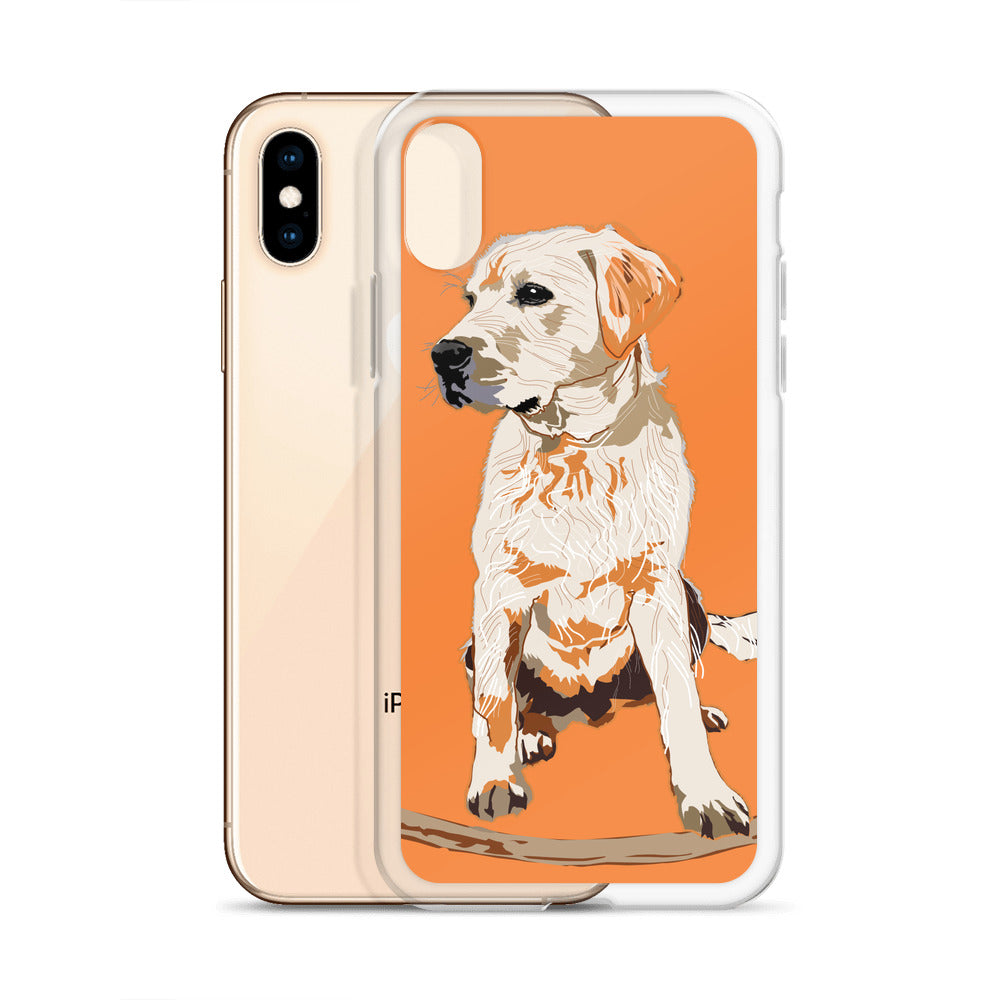 iPhone Case: Labrador Retriever