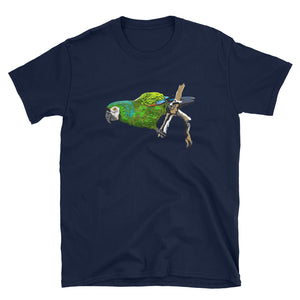 Unisex Basic Softstyle T-Shirt: Parrot