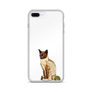 iPhone Case: Siamese Cat