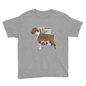 Youth Lightweight T-Shirt: Boxer