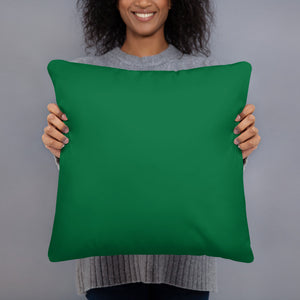 All-Over Print Basic Pillow: Parrot
