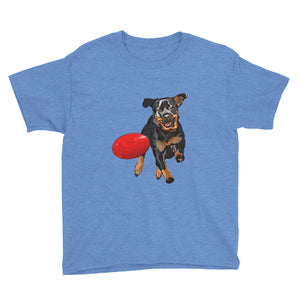 Youth Lightweight T-Shirt: Rottweiler