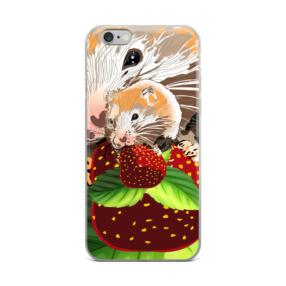 iPhone Case: Hamster