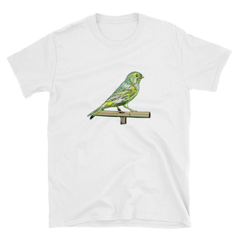 Unisex Basic Softstyle T-Shirt: Canary