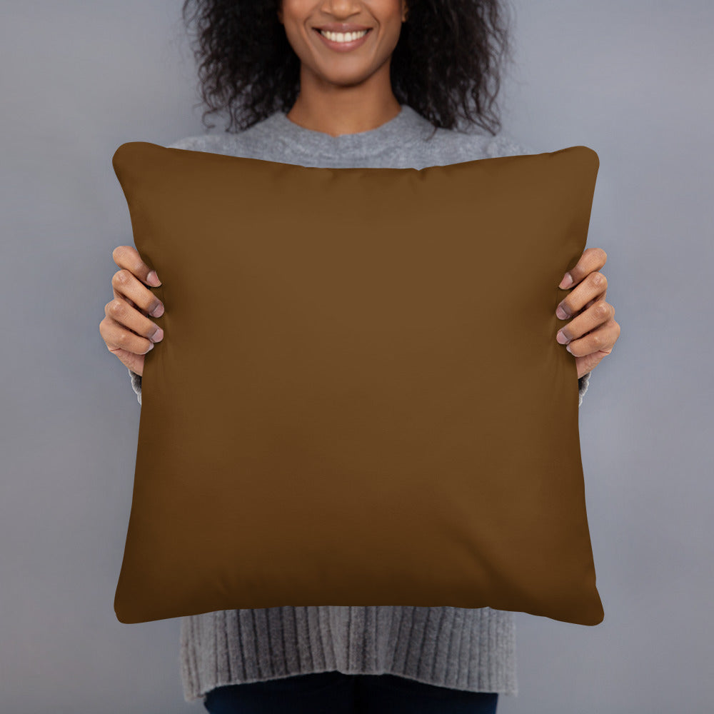 All-Over Print Basic Pillow: German Shepherd