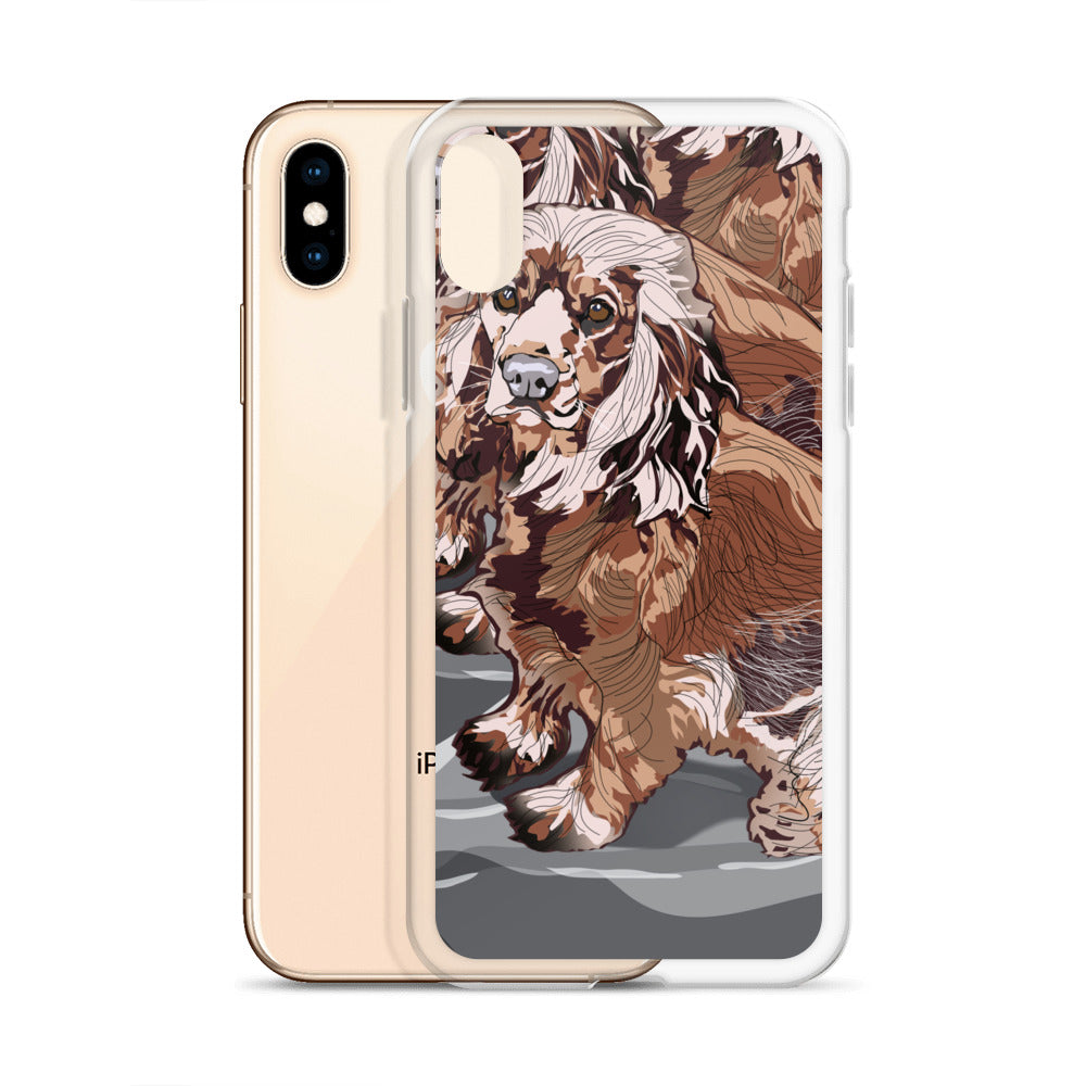 iPhone Case: Cocker Spaniel