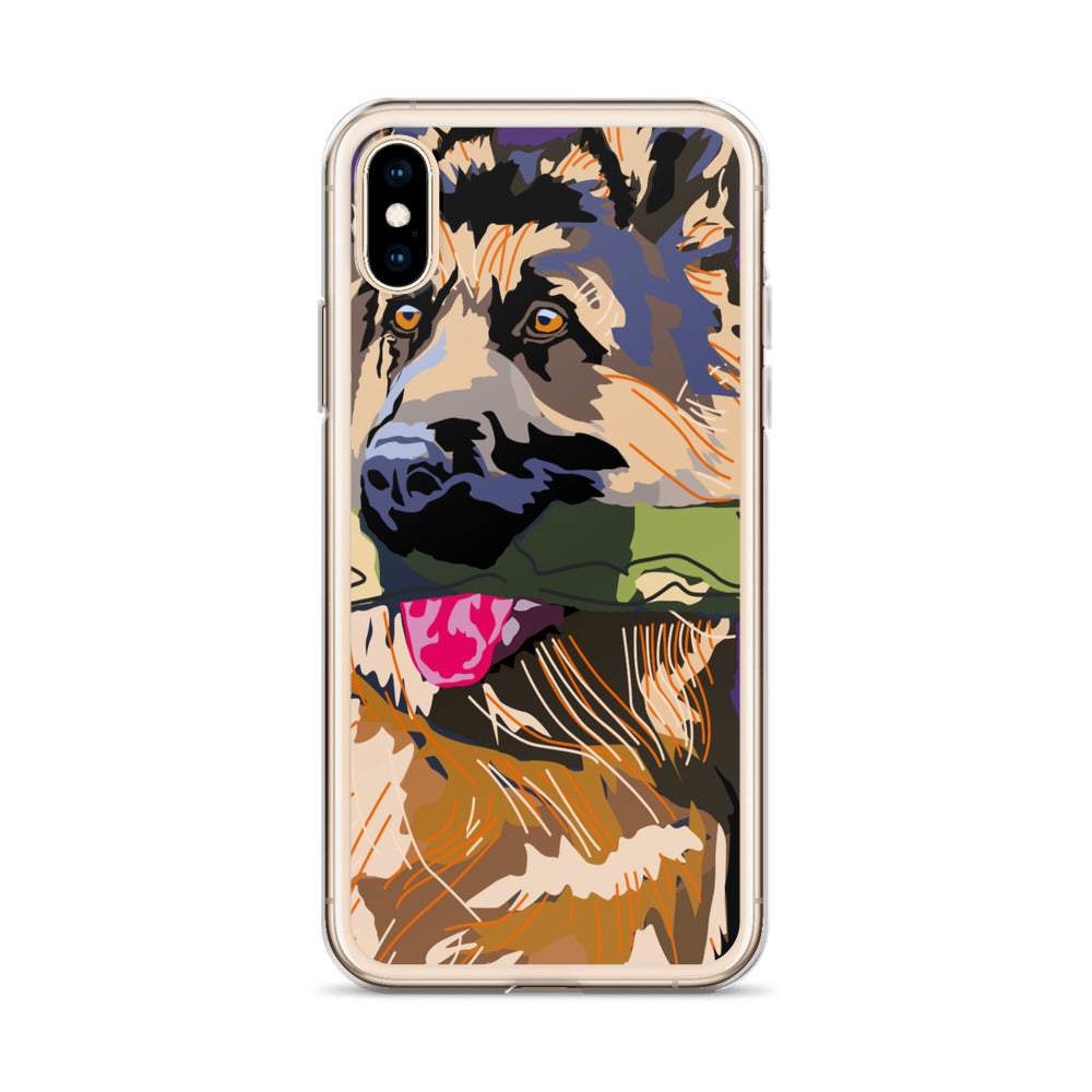 iPhone Case: German Shepherd