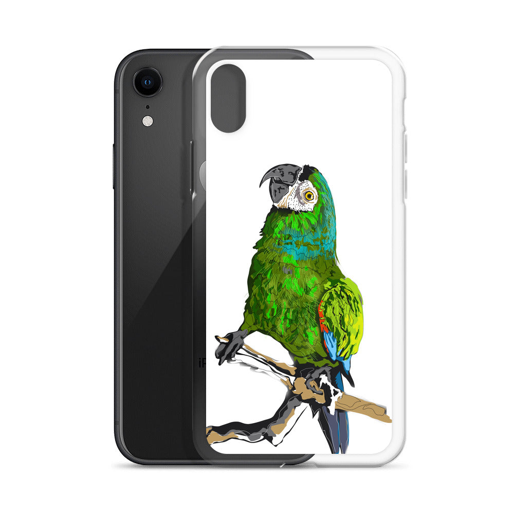 iPhone Case: Parrot