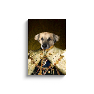 Custom King Portrait for Gretchen