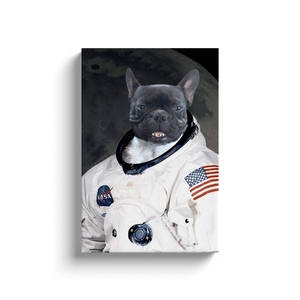 Custom Astronaut Portrait for Chloe 2