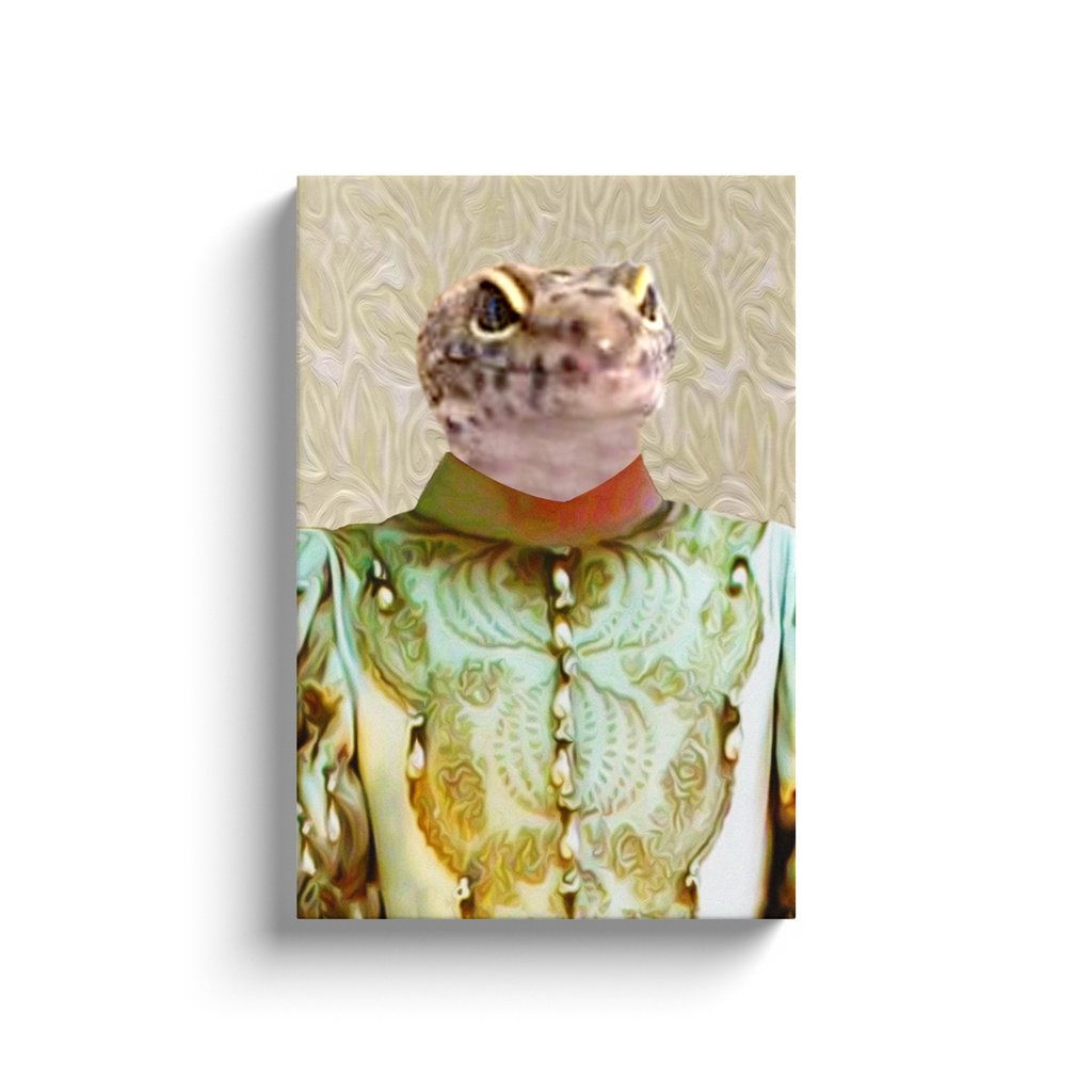 Custom Queen Portrait for George 2