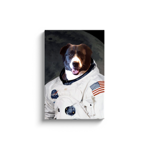Custom Astronaut Portrait for Anita 1