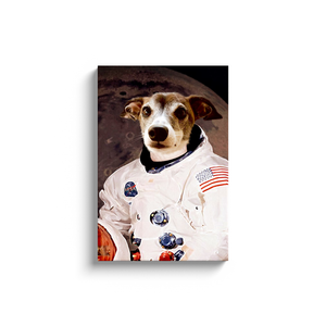 Custom Astronaut Portrait for Kayla