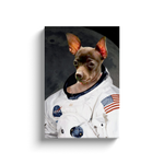 Custom Astronaut Portrait for Karen 1