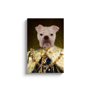 Custom King Portrait for Michelle 2