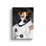 Custom Astronaut Portrait for Dialma