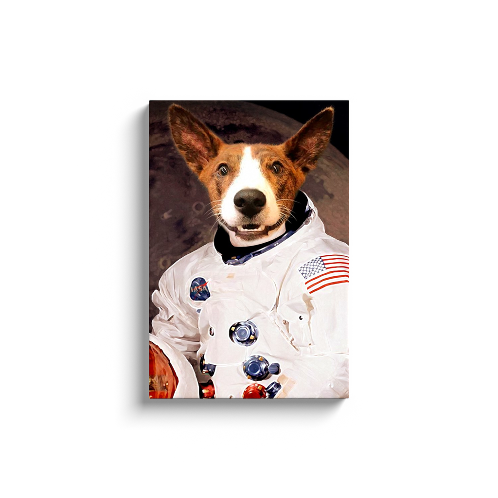 Custom Astronaut Portrait for Kristen