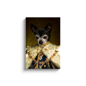 Custom King Portrait for Georgina