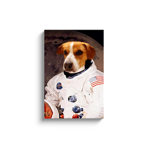 Custom Astronaut Portrait for Laura
