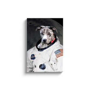 Custom Astronaut Portrait for Erica
