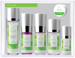 Cystic Acne Relief Kit