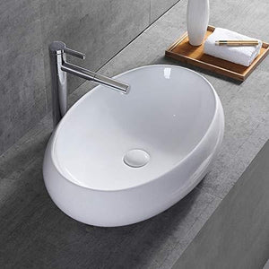 White Table Top Wash Basin - inartstore.in