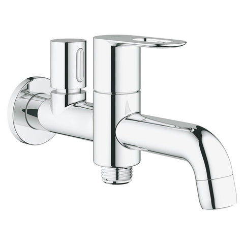 Grohe Bauloop Two Way Bib Cock Tap 20283000 - Bath Outlet