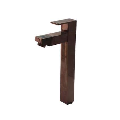 Pillar Cock Basin Tap (Rose Gold)