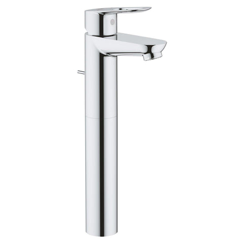 Grohe Bauloop OHM Tall Hot & Cold Mixer Tap Water Long Body Basin 32856000 - Bath Outlet