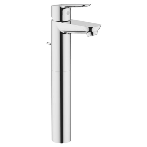 Grohe BauEdge OHM Hot & Cold Mixer Tap Water Basin Tall Body 32860000 - Bath Outlet
