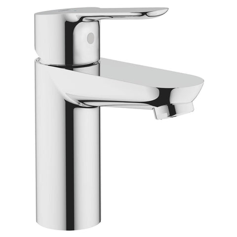 Grohe BauEdge Cold Water Basin Pillar Tap 32861000 - Bath Outlet