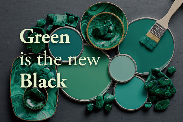 Green is the new Black - nominated as the color of year