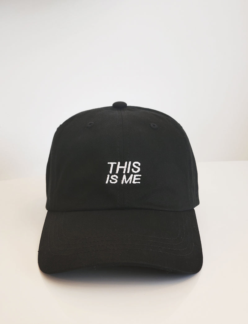 This is Me Straight Hat