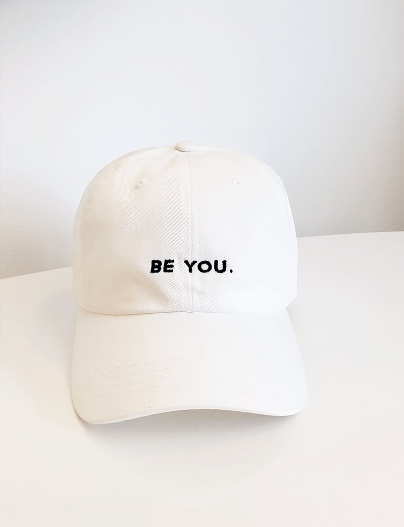 BE YOU. Hat