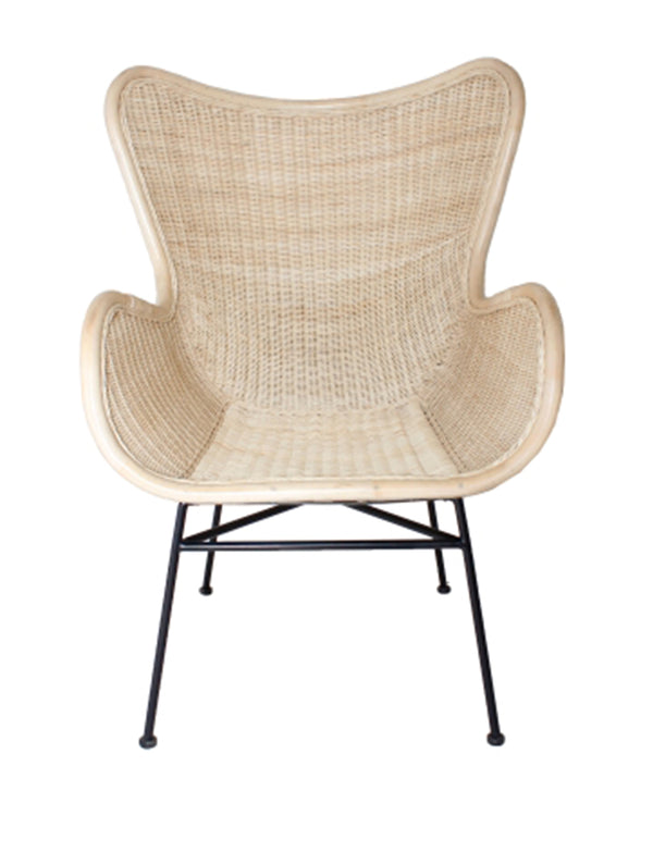 Nasiba Rattan Arm Chair